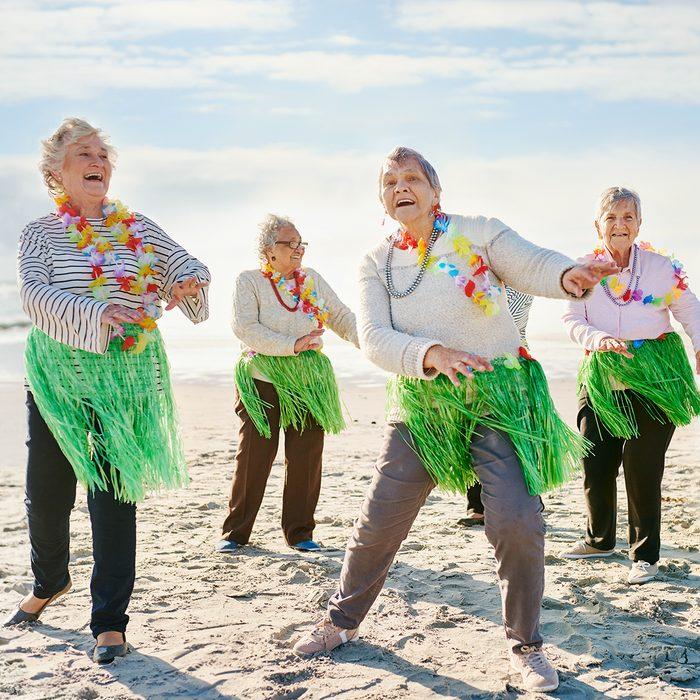 Hula Dance Your Way To Happiness