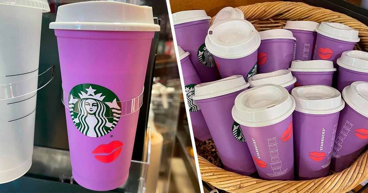 Starbucks Seasonal Drinks Calendar 2022.Starbucks Just Dropped Valentine S Day Merch For 2021 Taste Of Home