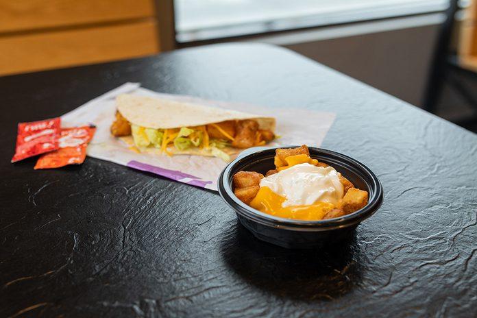 Taco Bell Potatoes Return
