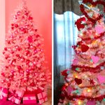 People Are Decorating Valentine's Day Trees Right Now, and We Love It