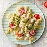 Caprese Macaroni Salad