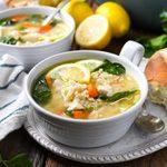 How to Make a Copycat Panera Lemon Chicken Soup