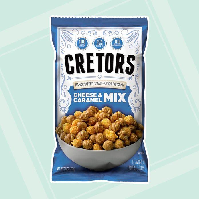 Cretors Cheese & Caramel Mix Popcorn