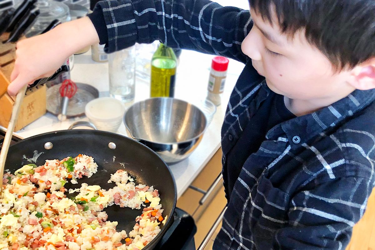 Take It from a Takeout Kid: How to Make Fried Rice at Home