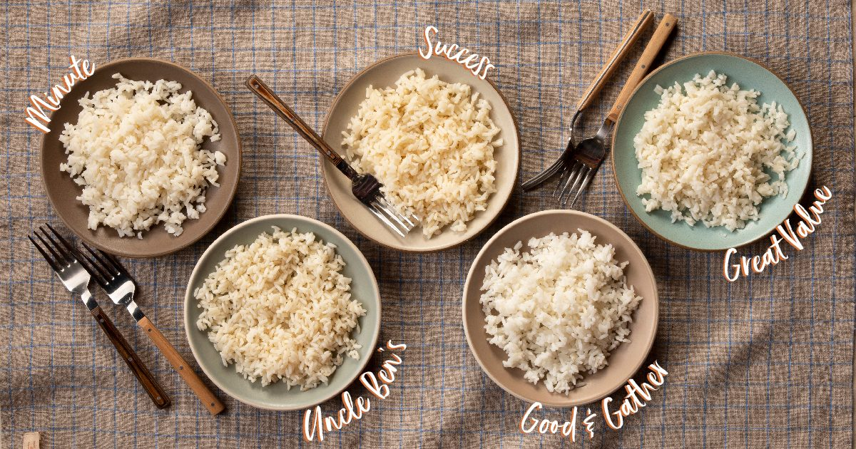 Our Test Kitchen's Favorite Instant Rice Brands (We Tried 'Em All!)