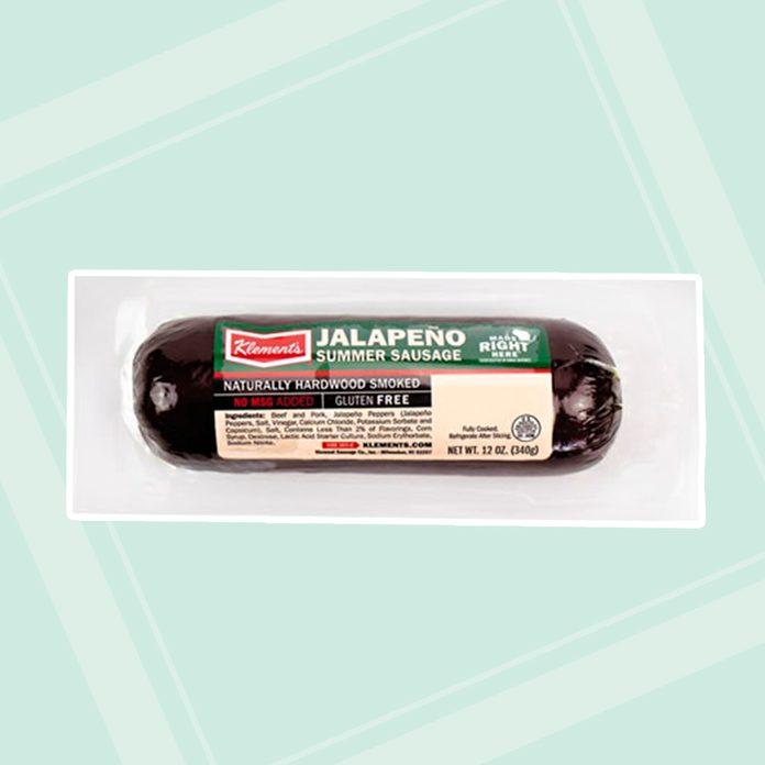 Klements Summer Sausage Assorted Varieties