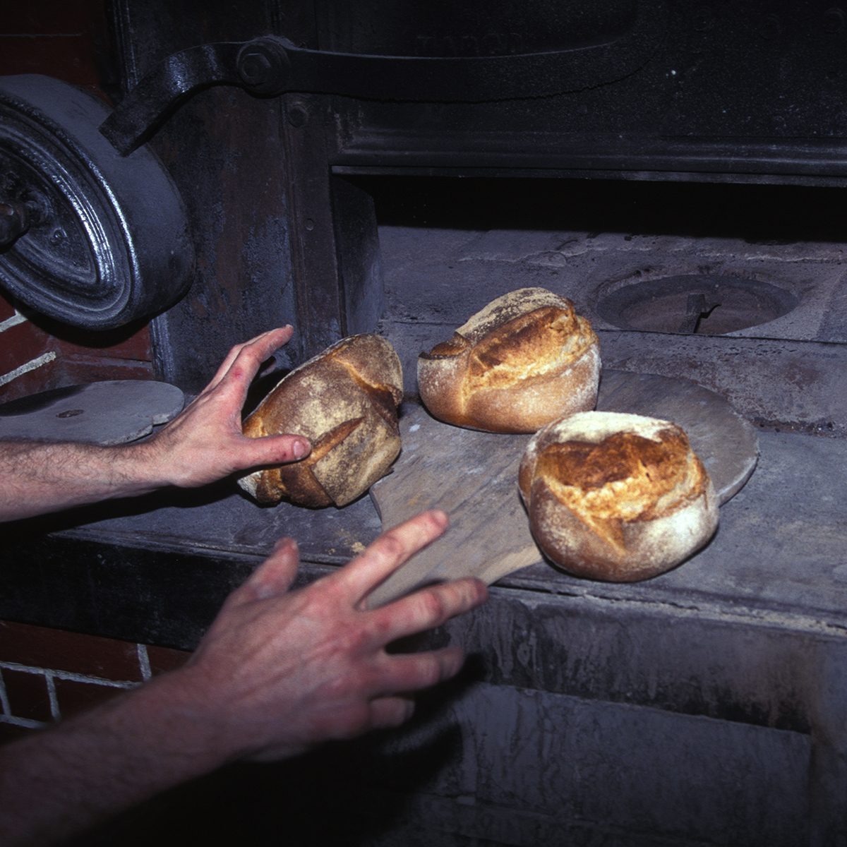 Boulanger Au Broc types of french bread