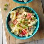 Polynesian-Inspired Macaroni Salad