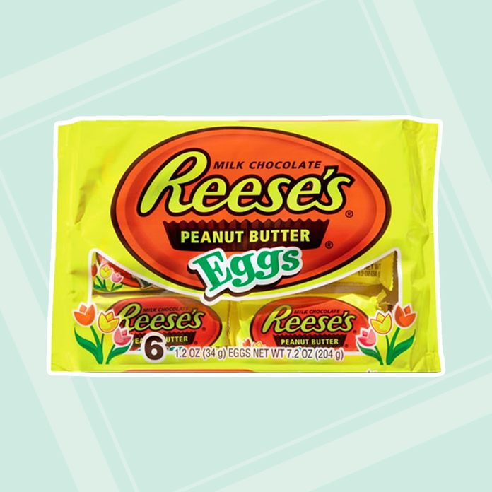 Reese's Peanut Butter Eggs 6 Pack