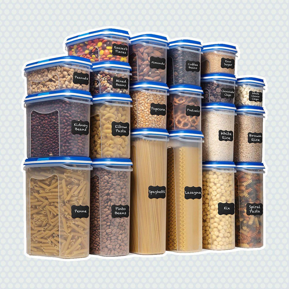 Shazo Food Storage Containers