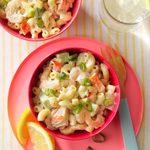 Shrimp and Crab Macaroni Salad
