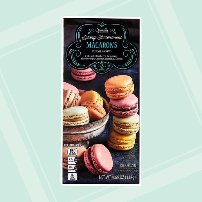 Specially Selected Spring Macaron Assortment