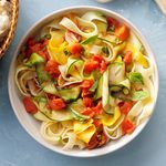 Summer Zucchini Pasta