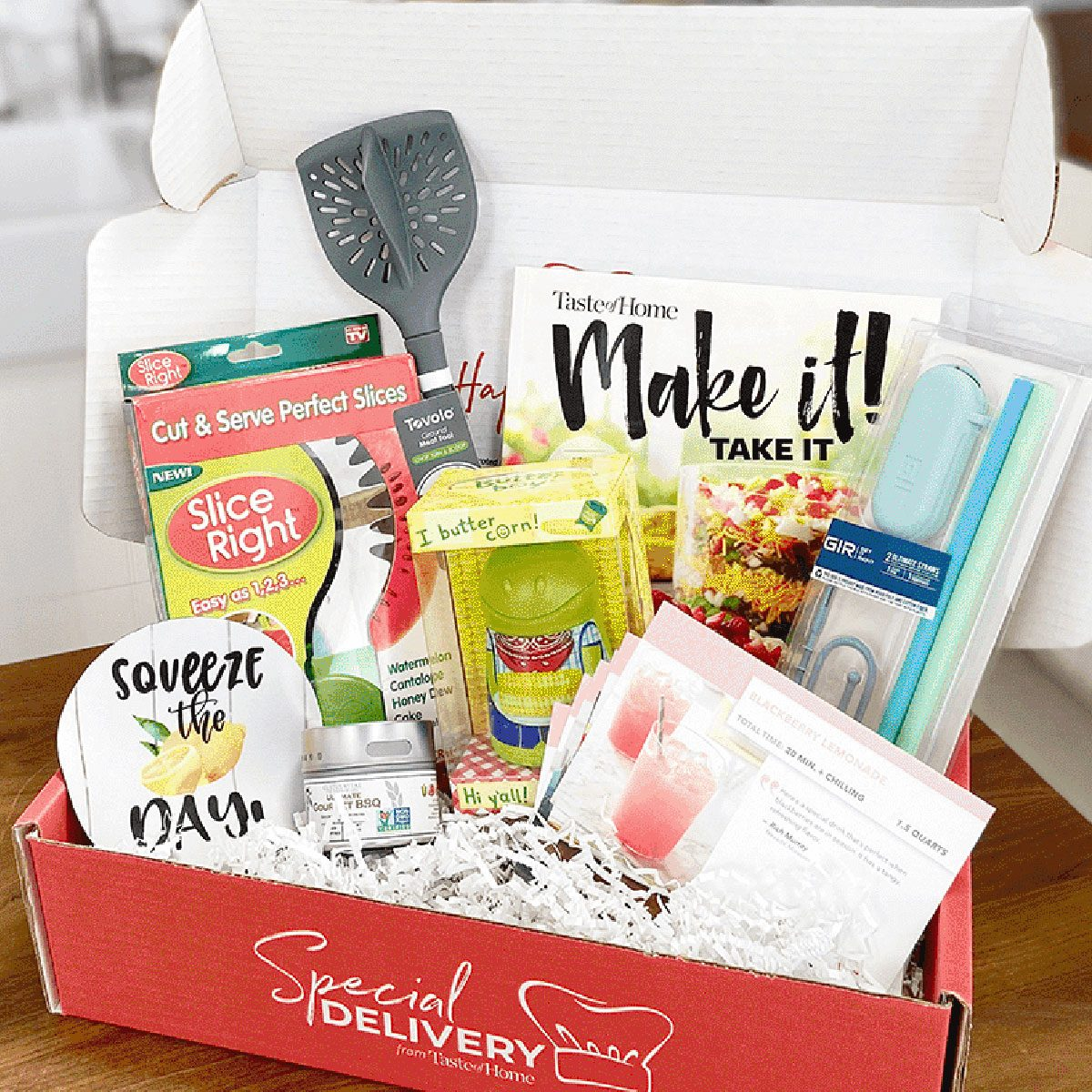home decor subscription box Toh Special Delivery Box
