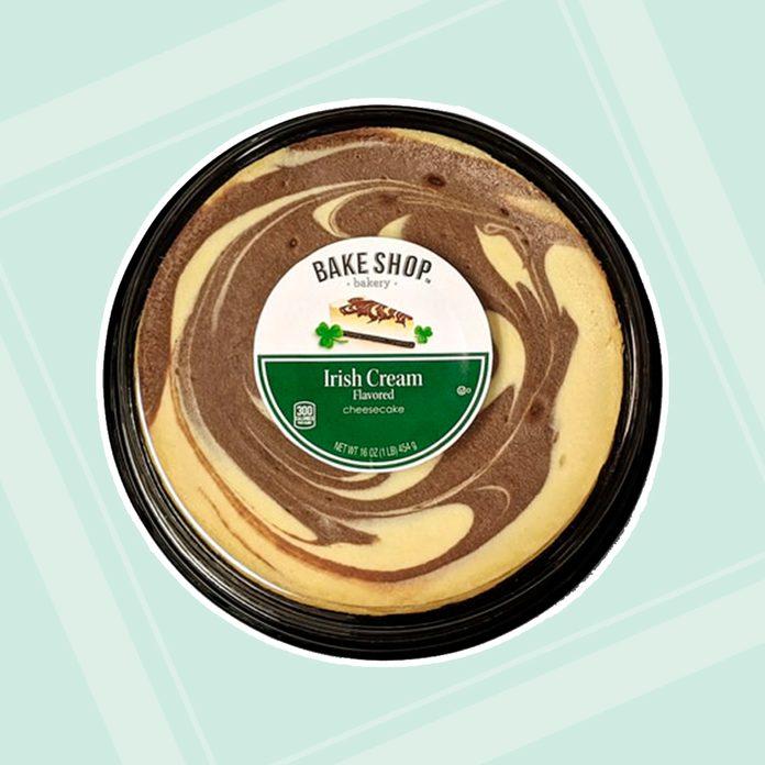 Bake Shop Irish Cream Cheesecake