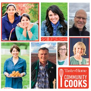 Join Our Taste of Home Community Cooks!