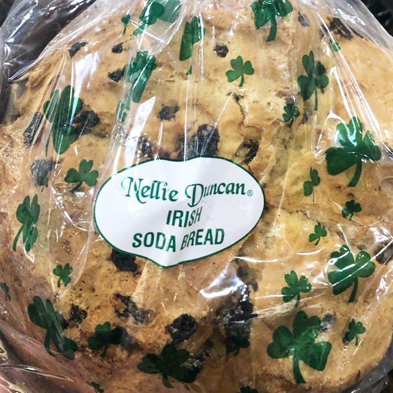 Costco Irish Soda Bread