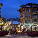 This Woman Is Turning Old Ski Gondolas into Private Dining Rooms