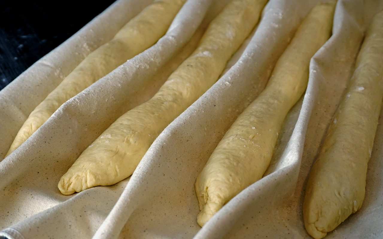 Second rise How To Make Baguettes 021921 Toh 08