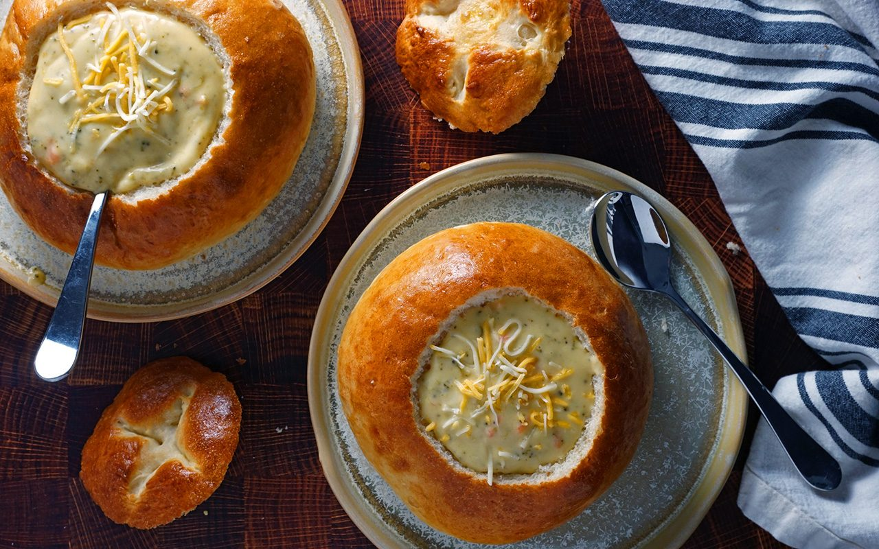 How to Make a Copycat Panera Bread Bowl at Home