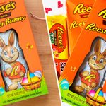 Reese's Is Making a Chocolate Bunny That's PACKED with Peanut Butter