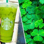 Starbucks' Shamrock Tea Just Hit the Secret Menu for St. Patrick's Day, and We Feel LUCKY