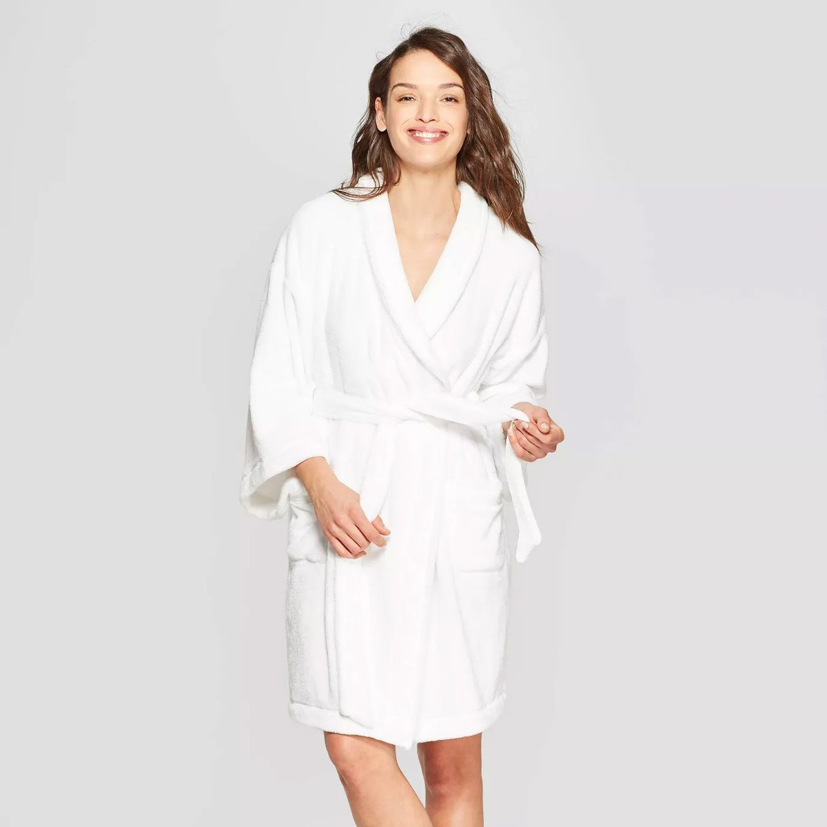 White Robe thinking of you gifts
