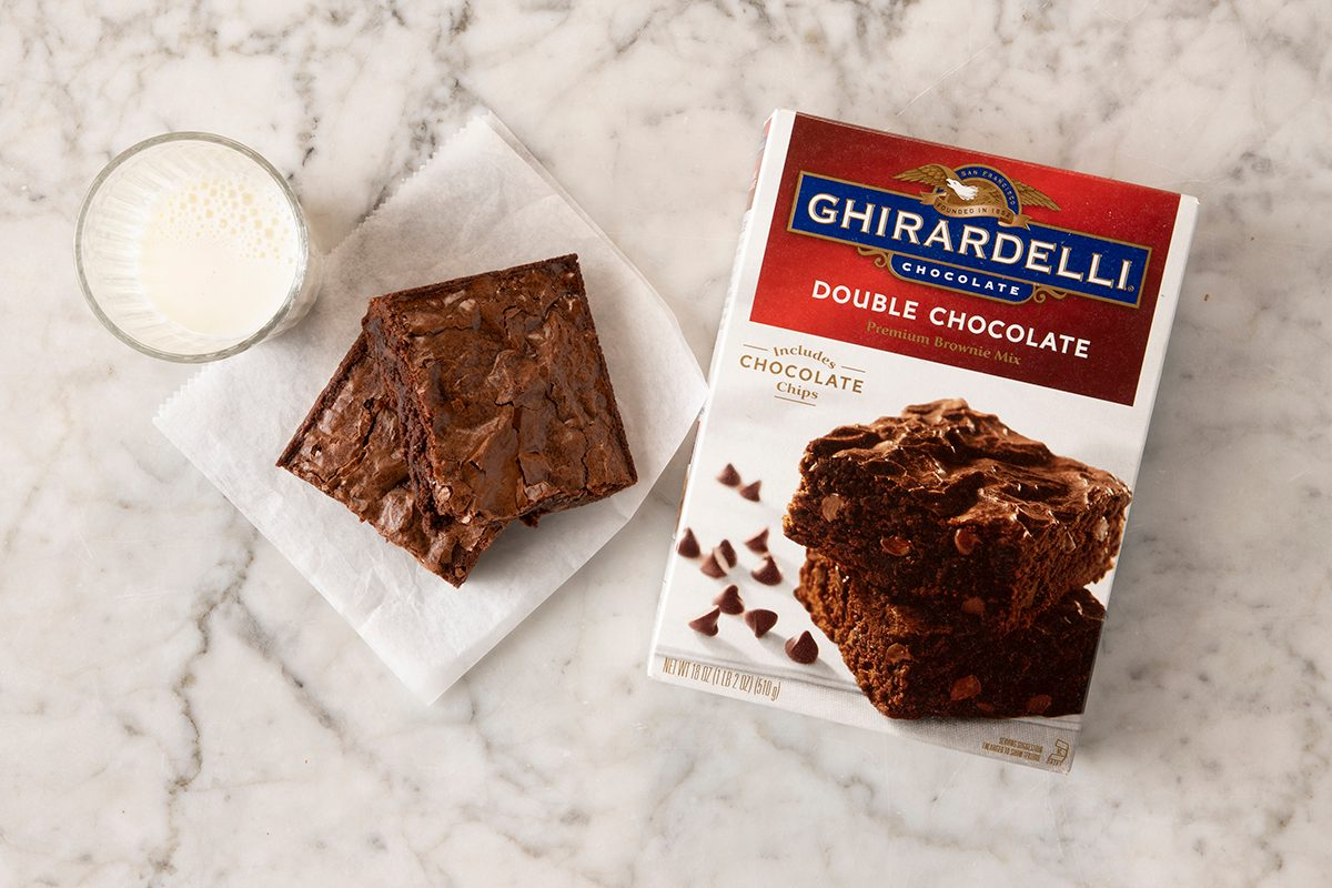 Brownies Ghiradelli
