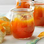 Citrus Cantaloupe Butter