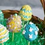 How to Make Easy Easter Cake Pops