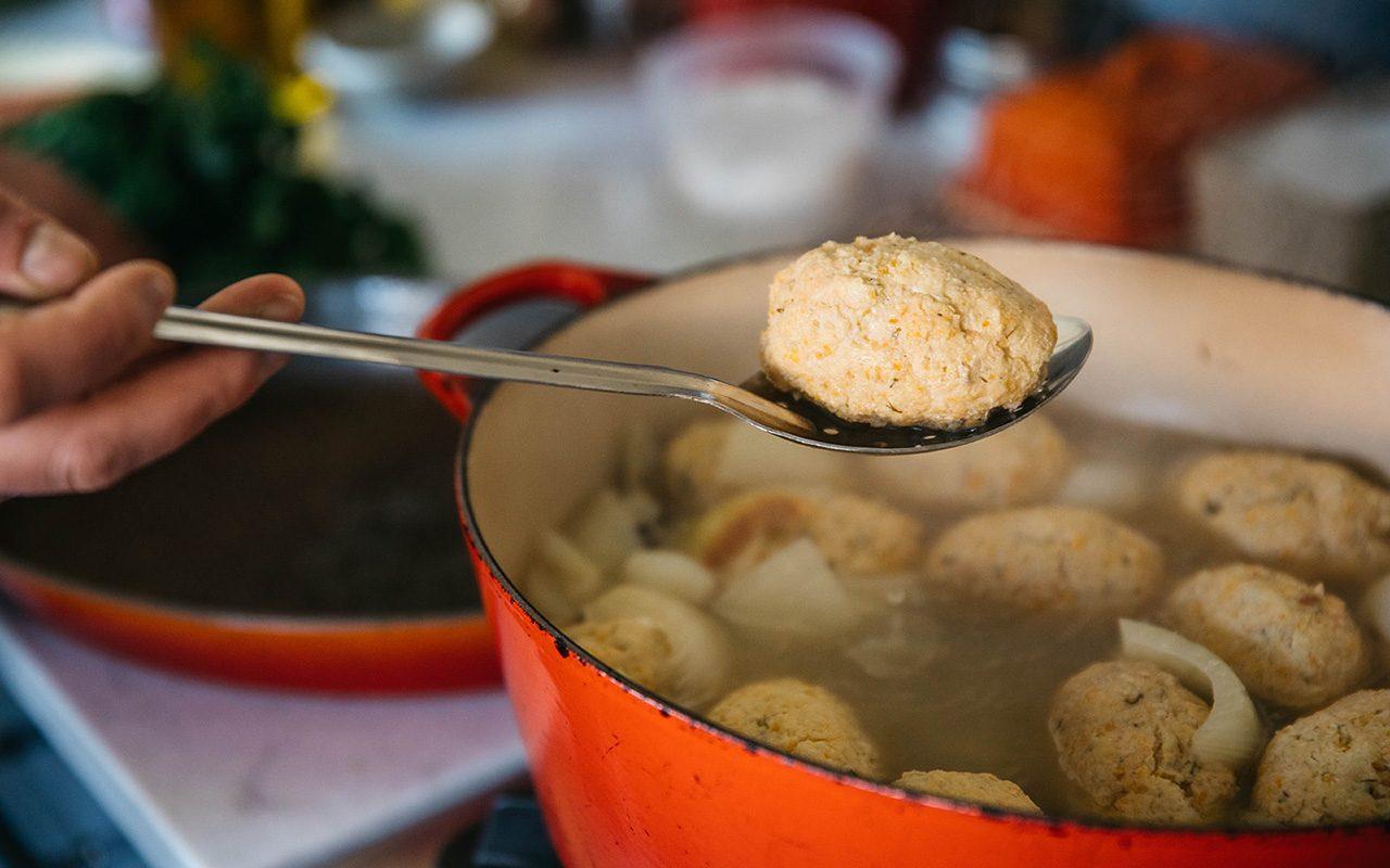 gefilte fish recipe cool down