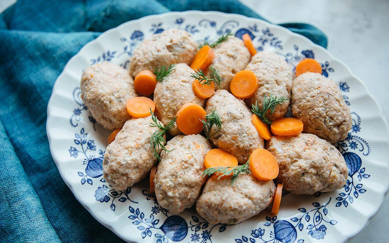 gefilte fish recipe serve