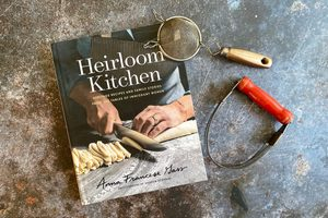 Heirloom Kitchen Cookbook Celebrates Family Recipes from Around the World