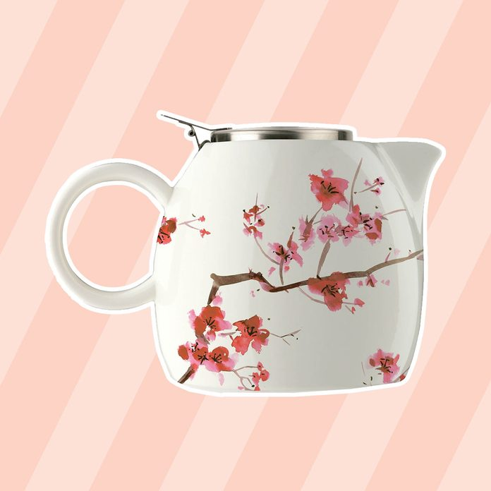 Infusing Teapot