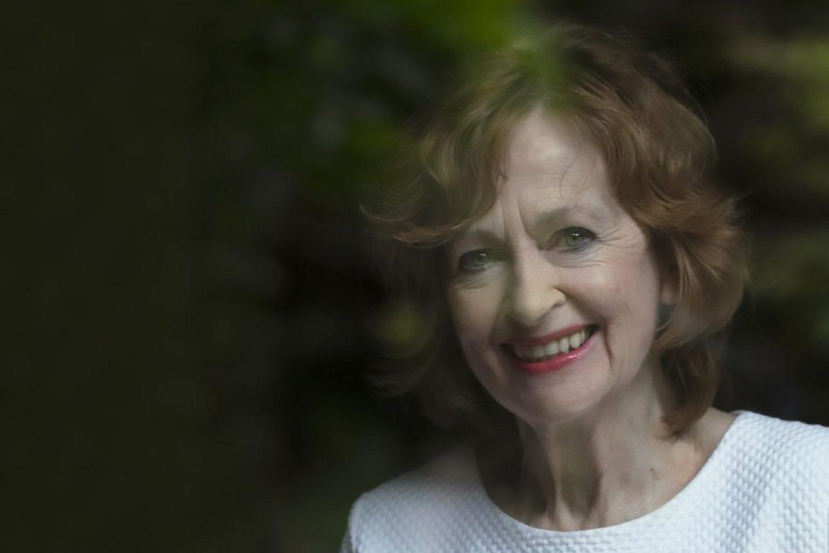Retrato de Maura O'Connell Foley