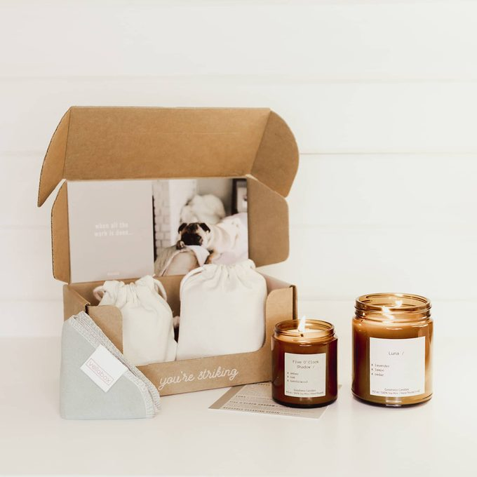 March Vivere 1 spa gifts