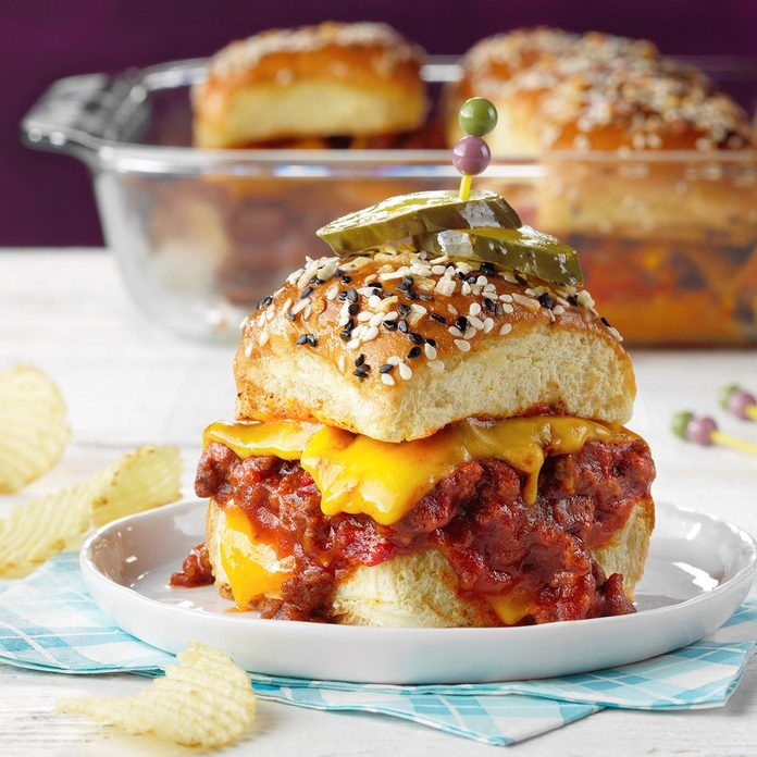Sloppy Joe Slider BakeSloppy Joe Slider Bake