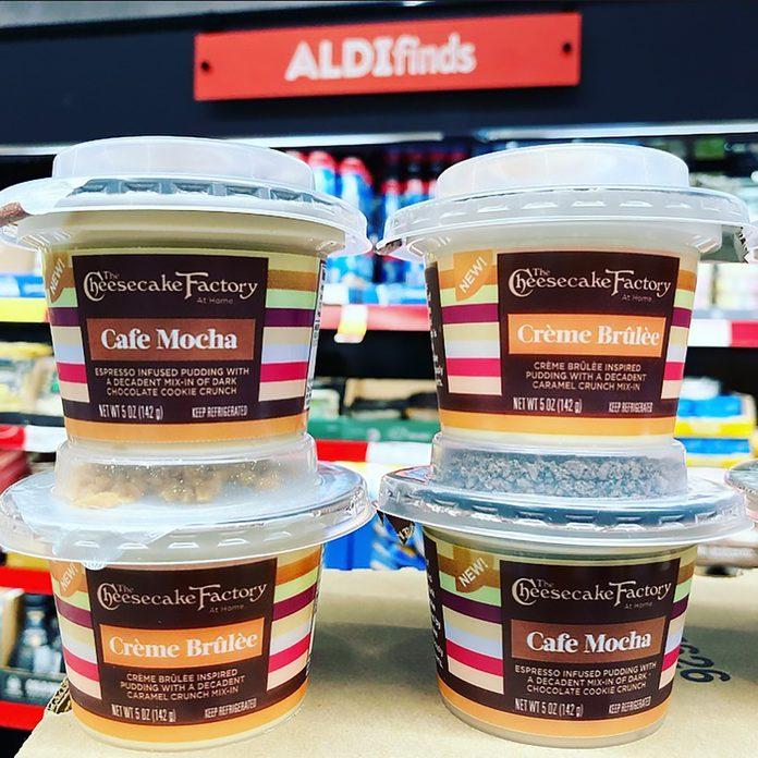 Aldi Cheesecake Factory Mix-Ins