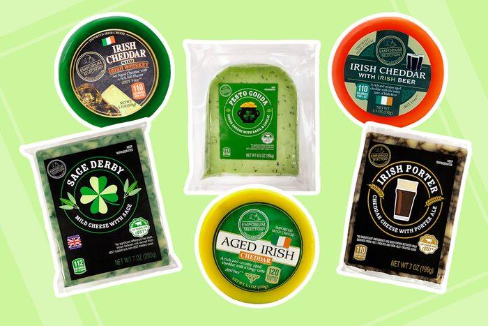 Aldi Irish Cheeses 2021