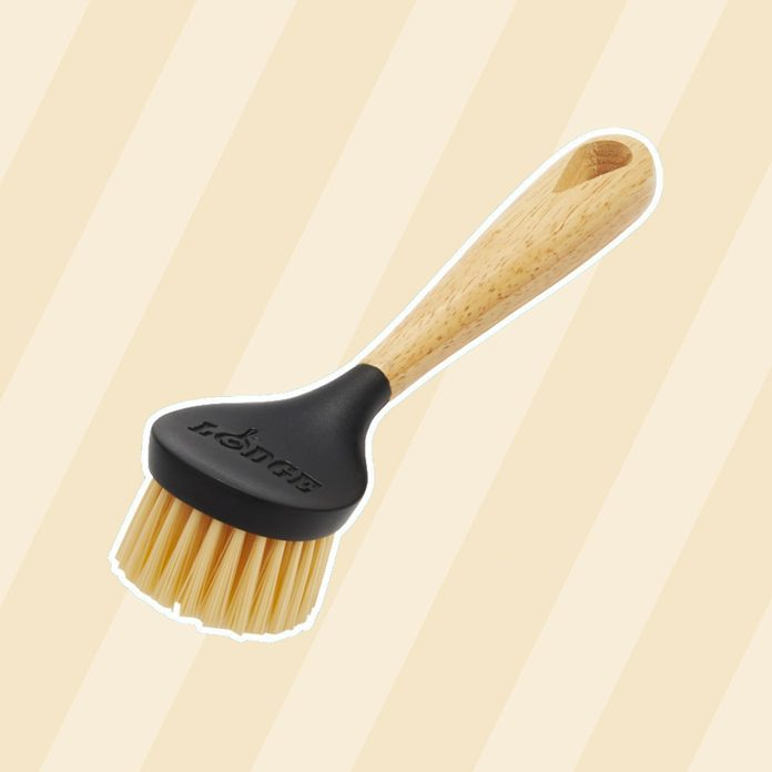 Cast Iron Scrub Brush cast iron accessories