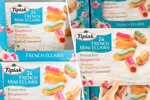 Costco Is NOW Selling Mini French Eclairs—and They Come in FOUR Irresistible Flavors