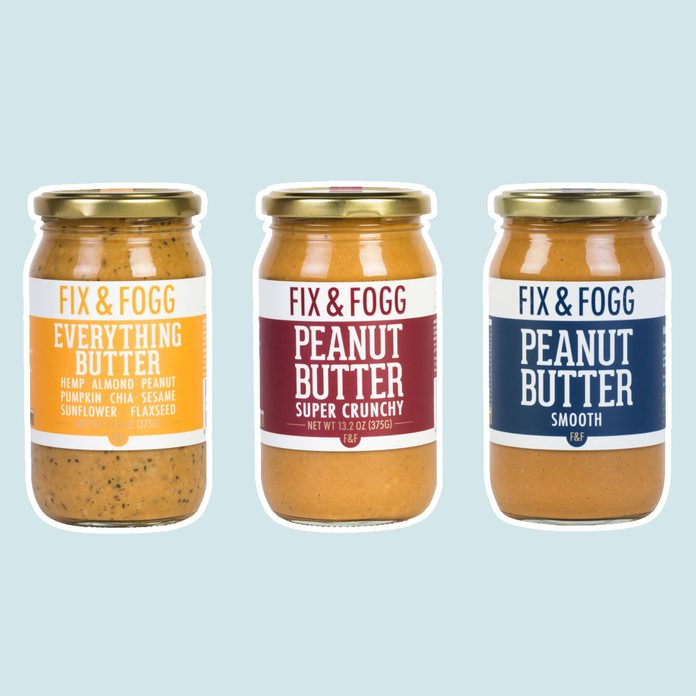 Gourmet Peanut Butter what to send mom for mother's day