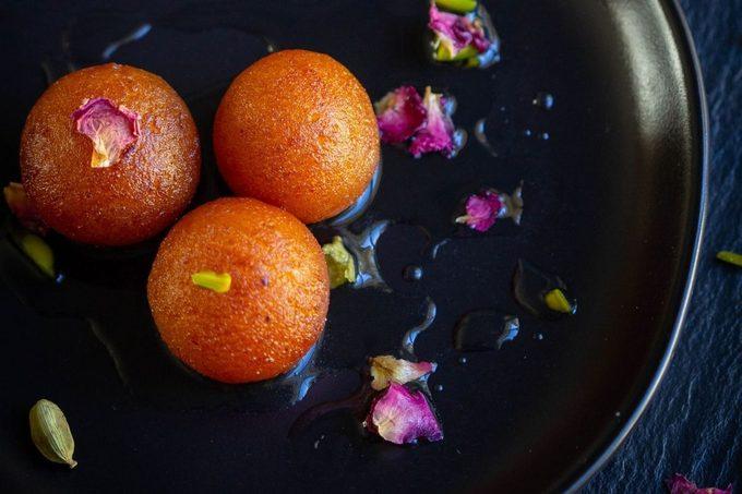 Decorar Cómo hacer gulab jamun