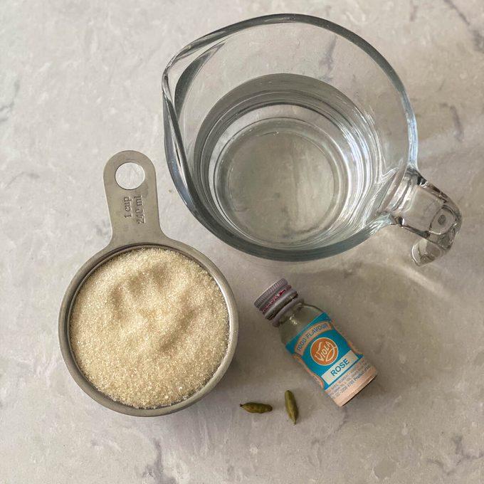 Cómo hacer gulab jamun Ingredientes Gulabjamun 1