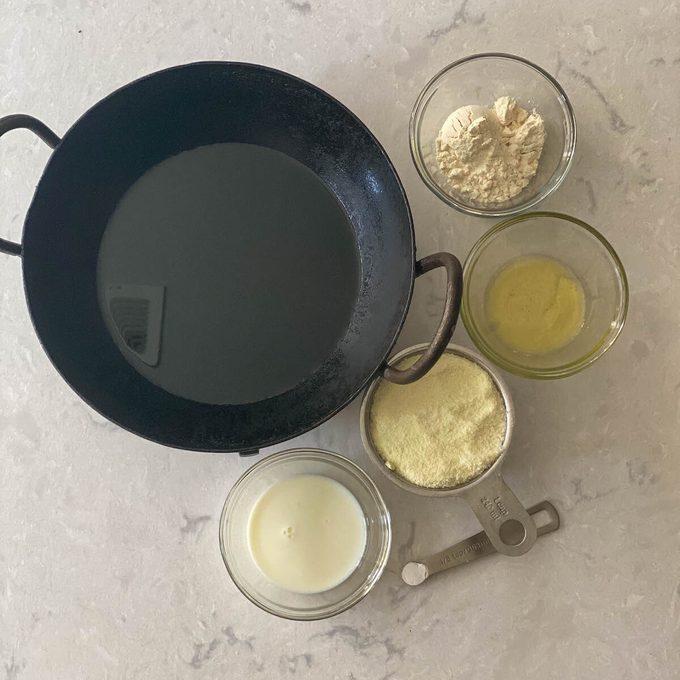 Cómo hacer gulab jamun Gulabjamun Ingredientes