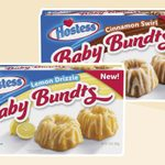 Hostess JUST Dropped New Mini Bundt Cakes—and One Is 'Lemon Drizzle' Flavored