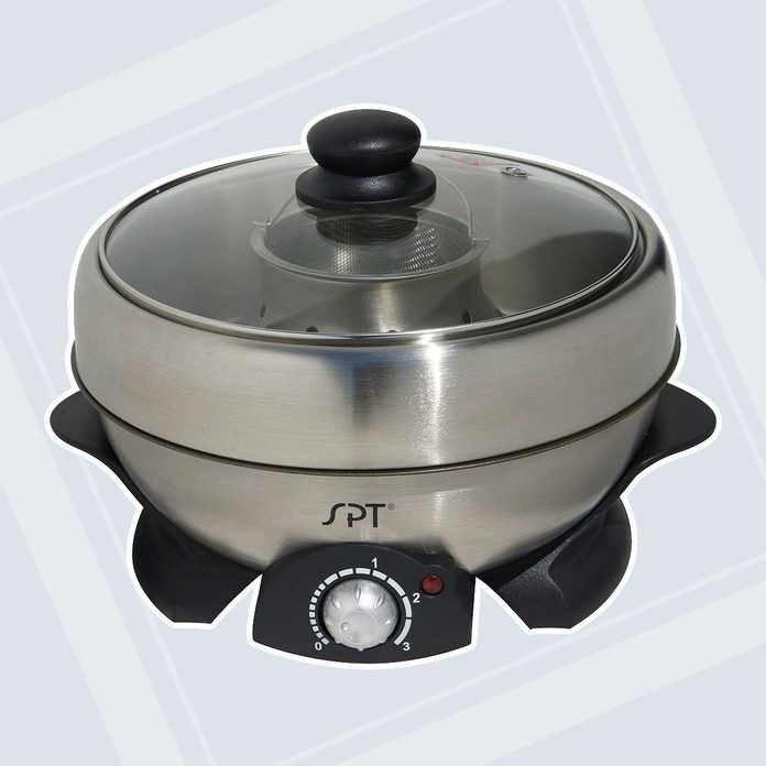 Multi Cooker And Grill