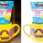 "This Peeps ""Cake in a Cup"" Is Perfect for Easter Baskets—and It's Marshmallow-Flavored"
