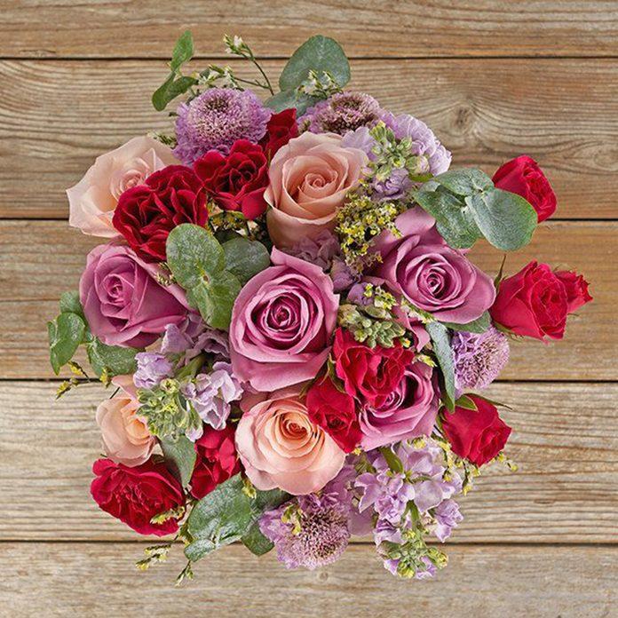 Pink Lavender Light Pink Flowers