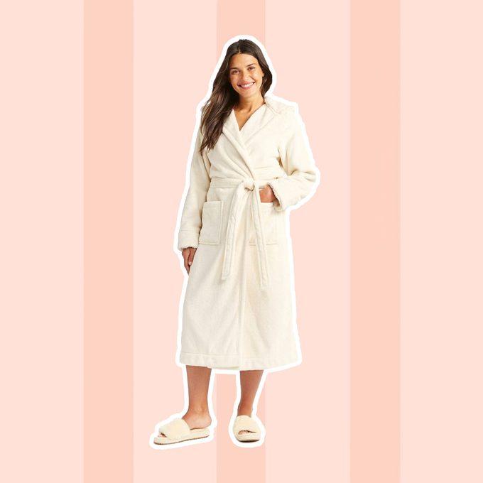 Plush Robe Spa Gifts